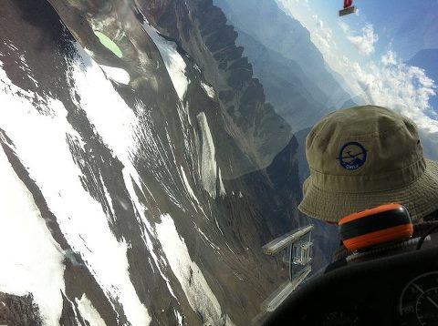 Grand Prix Chile mountains