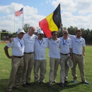 Baude belgium team