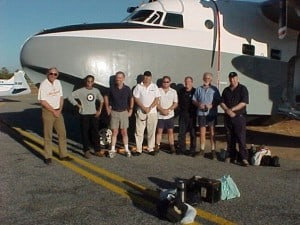 Albatross_pilots and crew