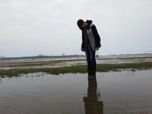 Nitra 2013 rain
