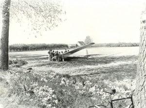 Frank V. oude doos foto