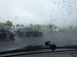 WWGC rain