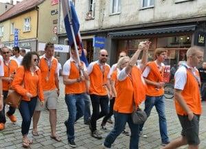 Ostrow Dutch team