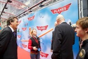 Frank planes!