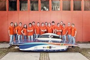 Solar team 3