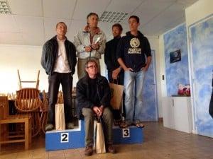 Z Champions in 20 m.