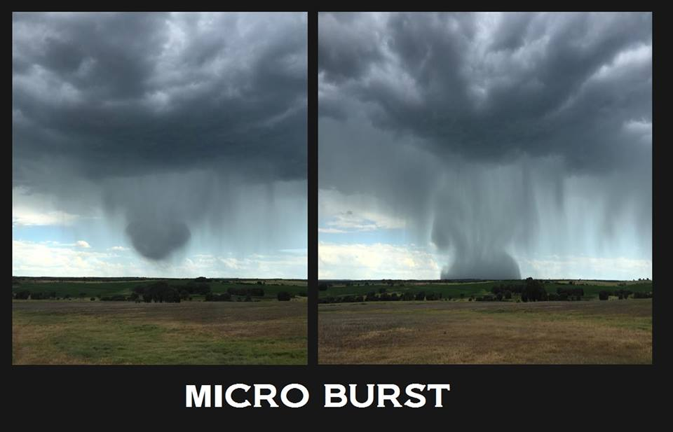 zzzzzMicro burst shared by Gary Adams